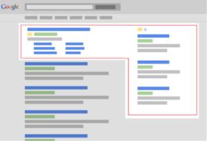 Plaatsing Google Ads