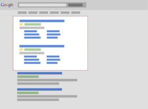 google ads resultaten