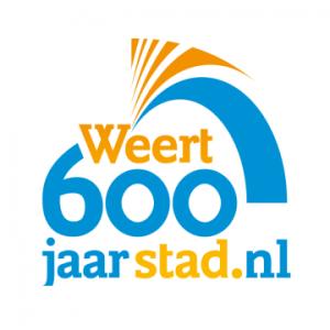 Weert 600 logo