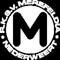 R.K.S.V. Merefeldia - Nederweert wit