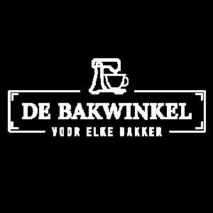De Bakwinkel logo wit