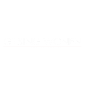 Gilsing wonen logo wit