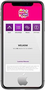 iOs App voorbeeld