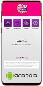 Android App voorbeeld