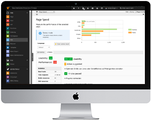 Typo3 backend Apple