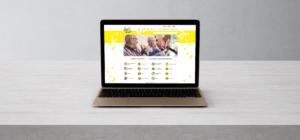 Project Spelplus op laptop